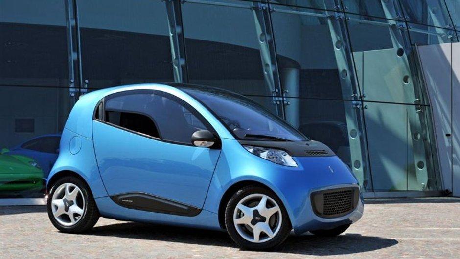 Pininfarina Nido EV, le concept désormais électrique