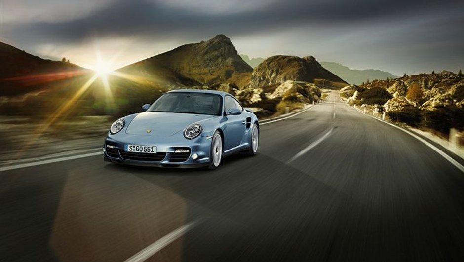 Salon de Genève 2010 : Porsche 911 Turbo S