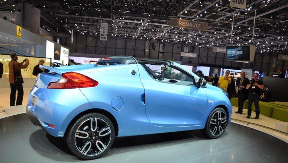 Voici le 1er prix du cabriolet Renault Wind