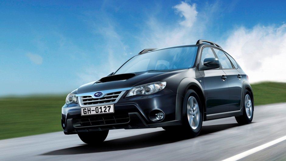 Subaru Impreza XV, le look crossover !