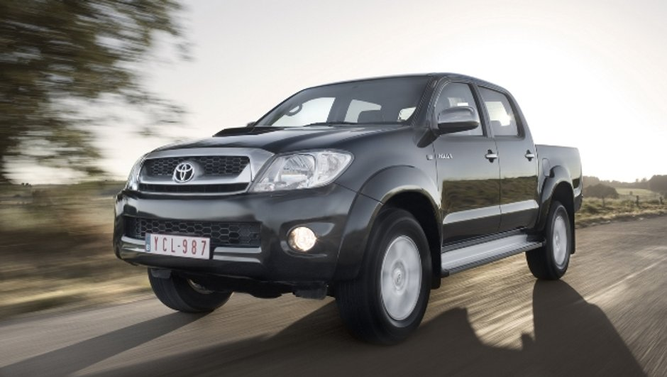 Toyota Hilux : En pleine évolution