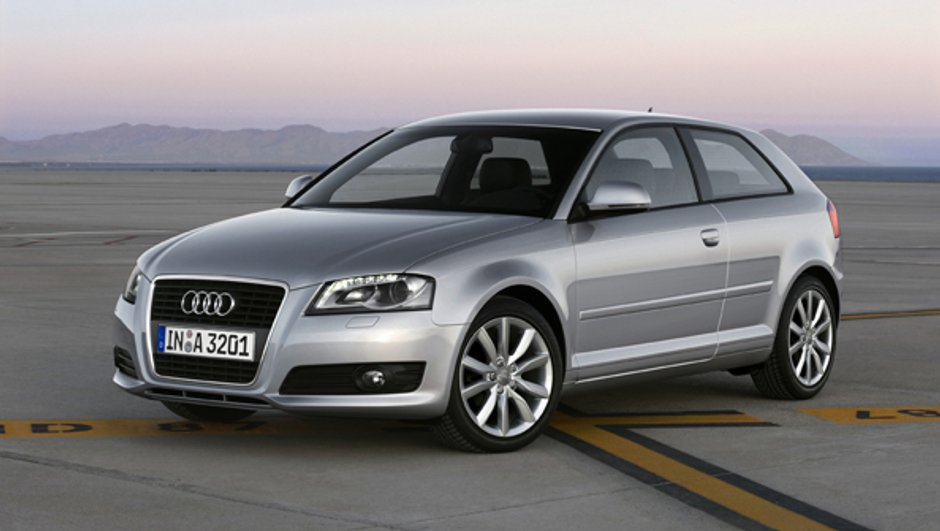 Salon de Francfort 2009 : Audi A3 1.6 TDI