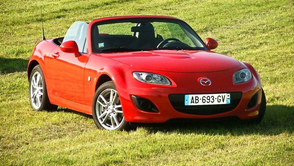 Essai : Mazda MX-5 2009