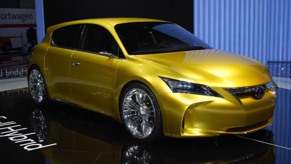 Salon de Francfort 2009 : Lexus LF-Ch Concept