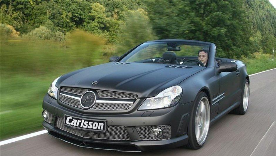 Mercedes Carlsson SL CK63 RS : La bombe