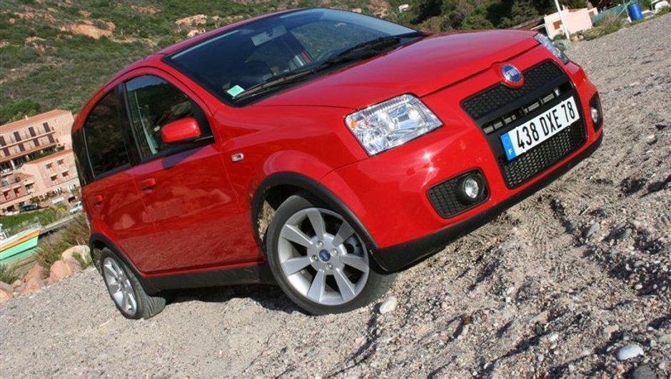 La Fiat Panda produite à plus de 1,5 million d'exemplaires