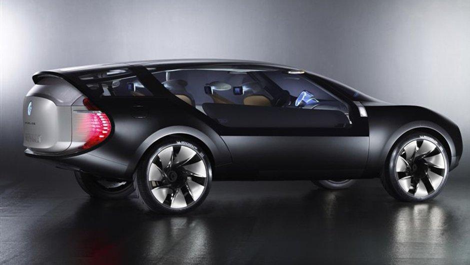 Renault Ondelios : le concept haut de gamme