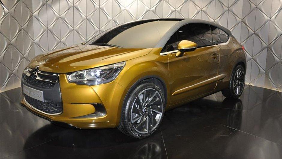 Citroën DS4 : déjà dévoilée avant le Mondial de l'Auto ?