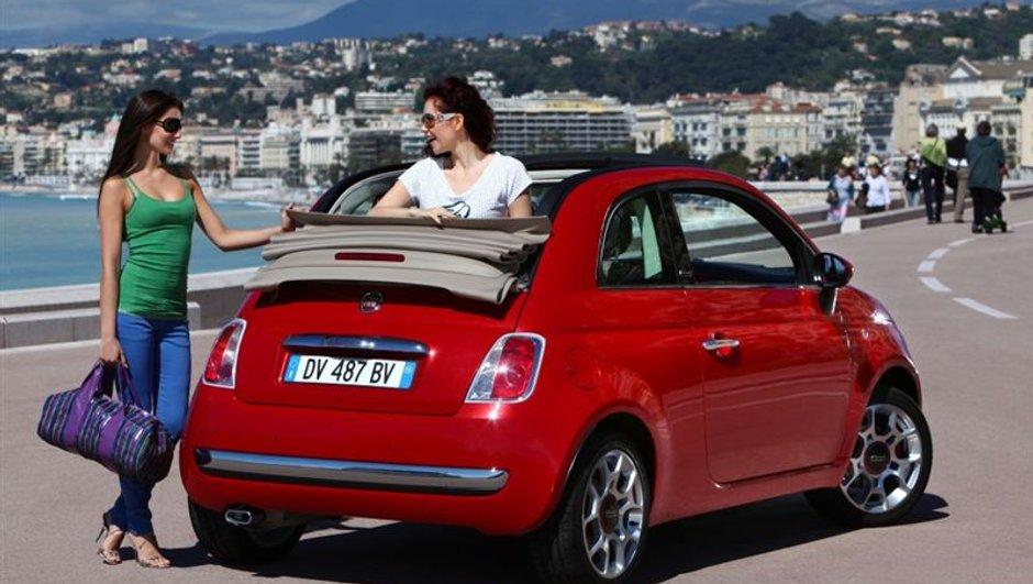 Fiat 500c : elle arrive !