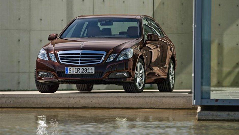 Mercedes Classe E : Ca change tout !