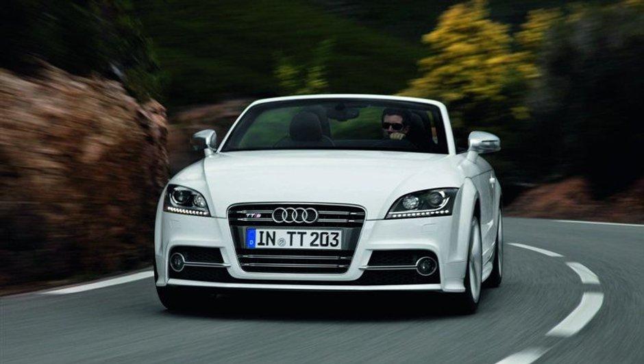 Ventes mondiales Audi : premier semestre 2010 en hausse de +19,4%