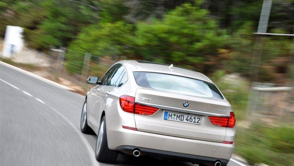 Nous avons essayé la BMW 535i GT Exclusive