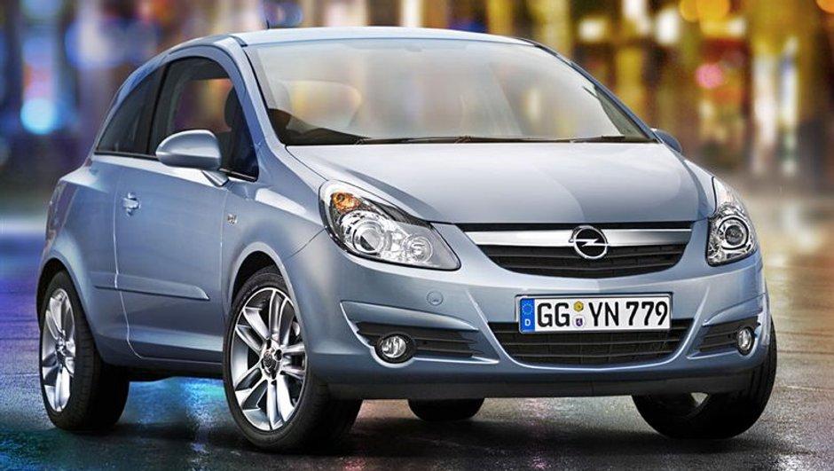 Opel Corsa Cool Line : une citadine climatisée à moins de 10.000€