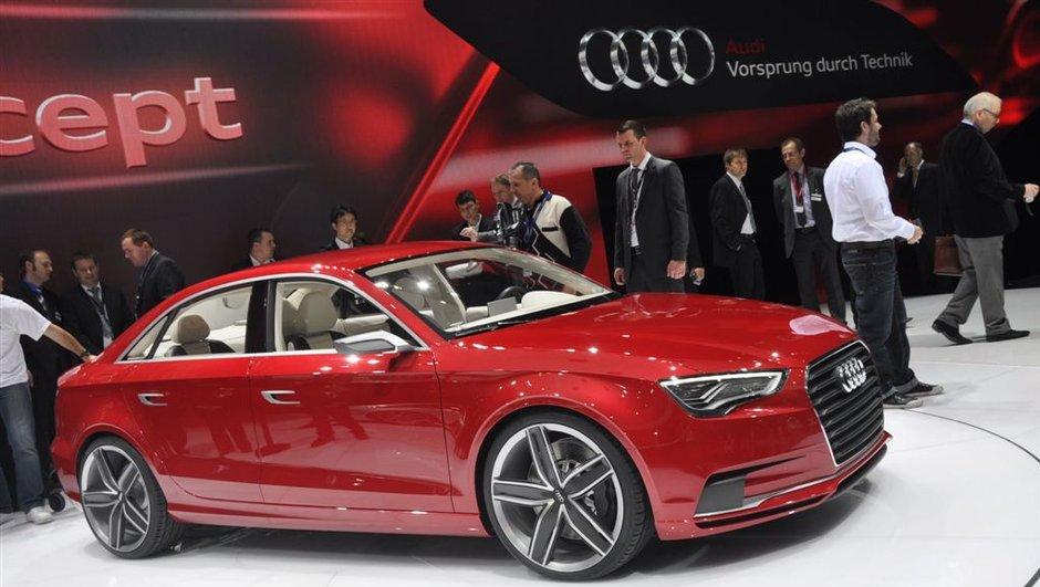 Salon de Genève 2011 : Audi A3 Concept, la sportive élégante