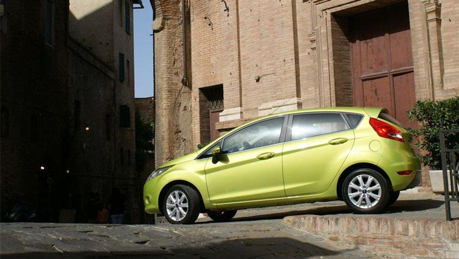 Ford France baisse ses prix en Avril