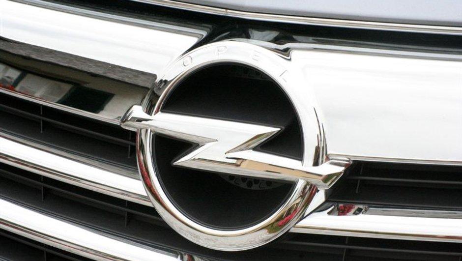 Opel laché par General Motors