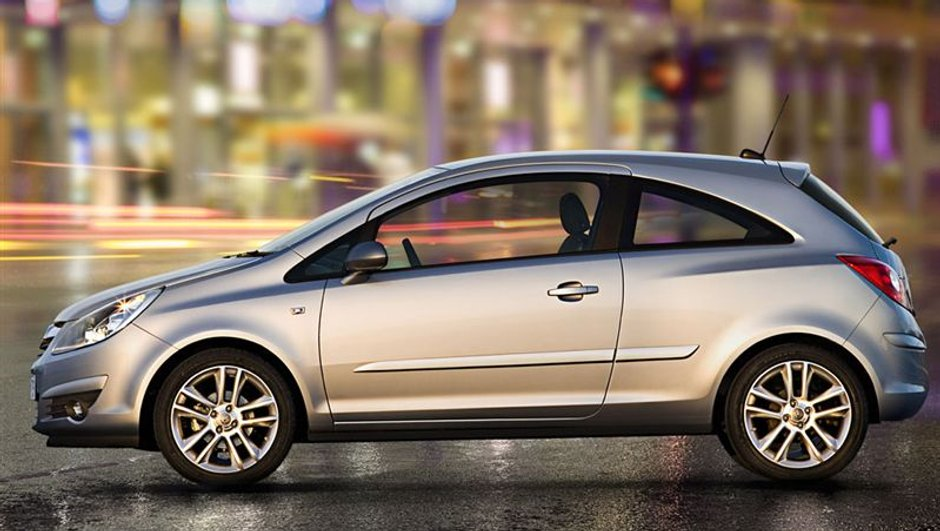 Opel Corsa Série Limitée : vraiment exclusive !