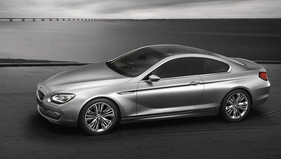 Mondial de l'Auto 2010 : le BMW Série 6 Coupé préfiguré par un concept