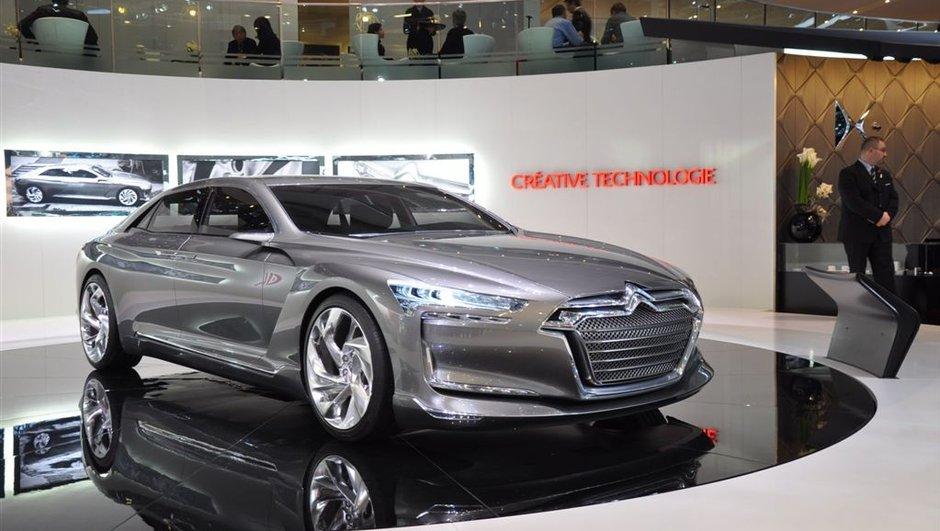 Salon de Genève 2011 : concept Citroën Metropolis, un petit tour en Europe