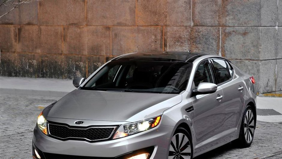 La Kia Optima débarquera en Europe en 2011
