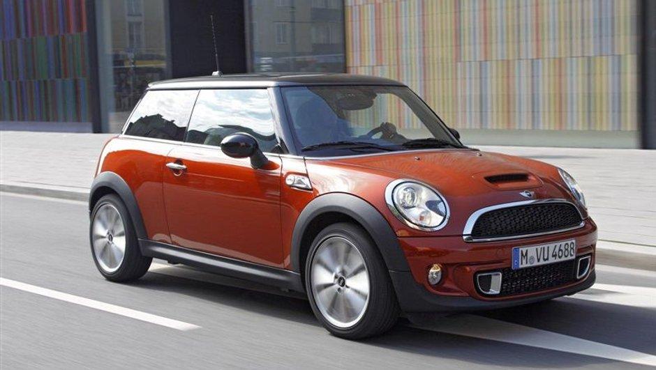 le Top 20 des voitures préférées des femmes