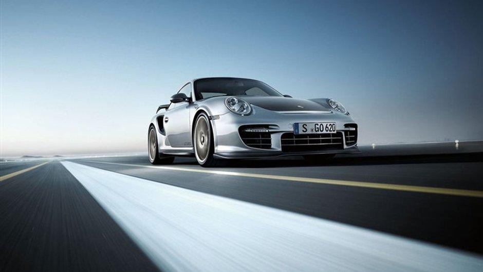 Porsche 911 GT2 RS : tout simplement la plus puissante