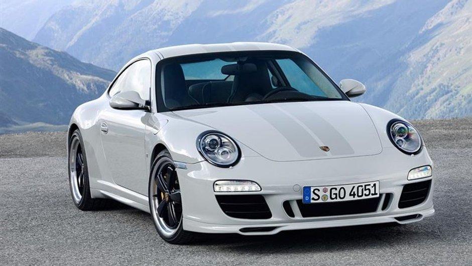 Salon de Francfort 2009 : Porsche 911 Sport Classic