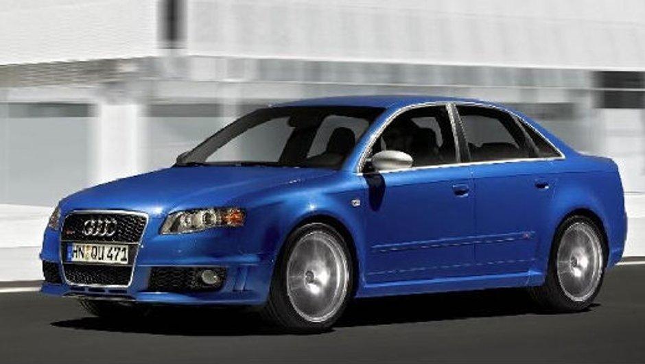 Pas de remplaçante pour l'Audi RS4 ?