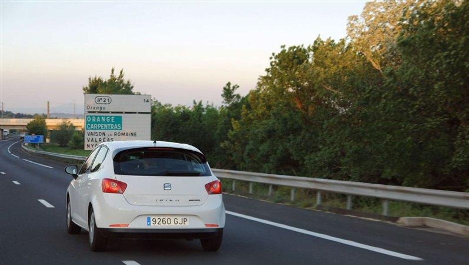 Seat Ibiza Ecomotive : 1562 km avec un plein !