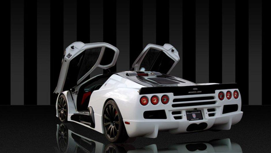 Ultimate Aero : Chasseuse de Bugatti Veyron