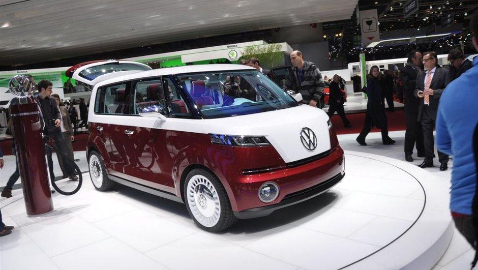 Salon de Genève 2011 : Volkswagen Bulli concept, le Combi est de retour !