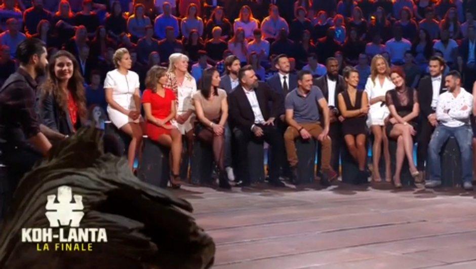 Avant/après : pour la finale, les candidats avaient sorti le grand jeu