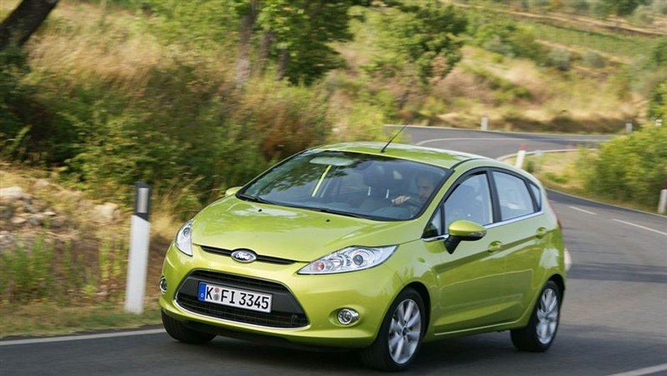 Ford augmente ses ventes de 6,1% en mai