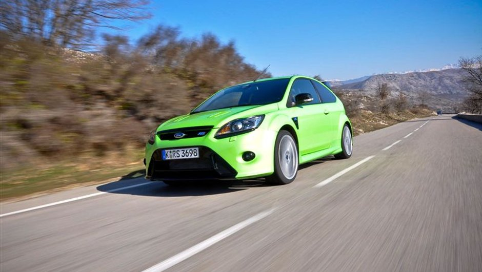 La Ford Focus RS est un carton, les ventes se multiplient !