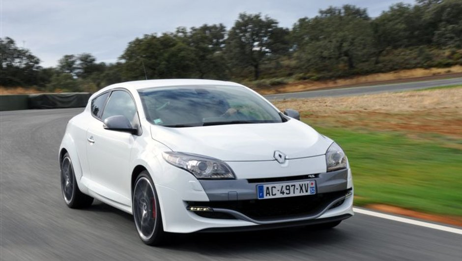 Essai de la Renault Mégane RS