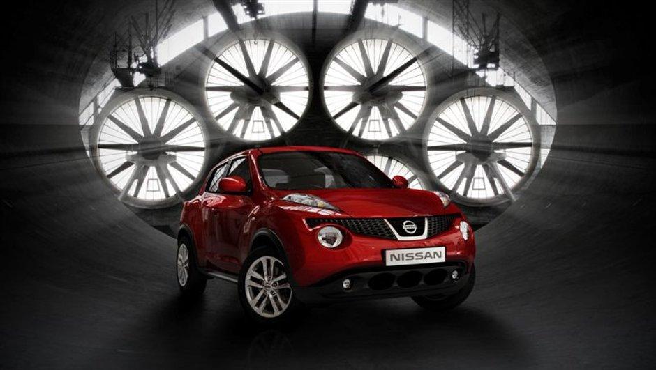 Nissan Juke : le troisième crossover de Nissan