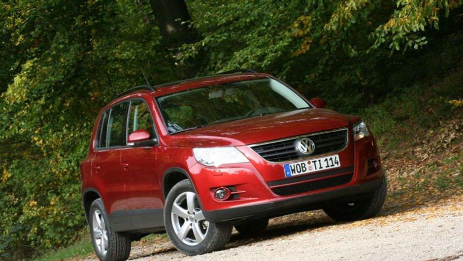 2,6 millions de véhicules Volkswagen rappelés pour cause de défauts