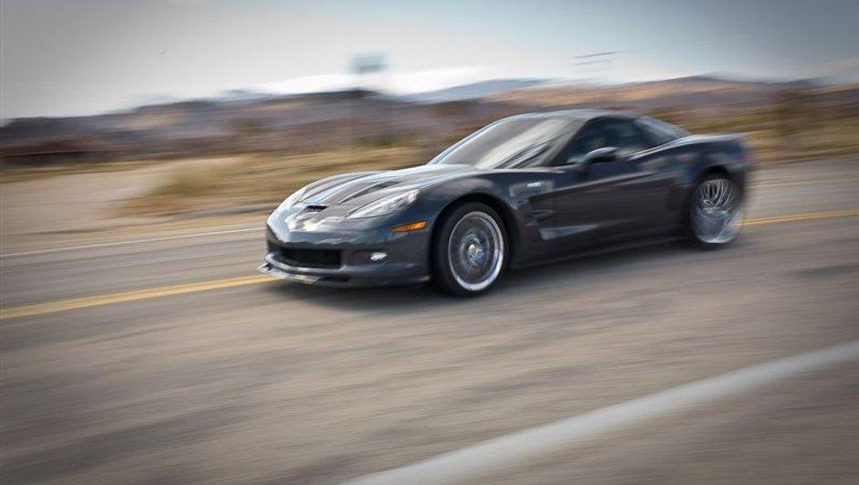 L'essai de la Chevrolet Corvette ZR1
