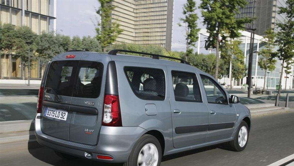 Dacia Logan MCV Hi-Flex, le break bio