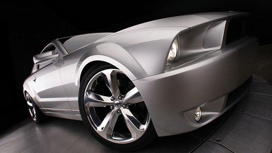 Ford Mustang Iacocca Silver : 45 ans de Mustang, ça se fête !