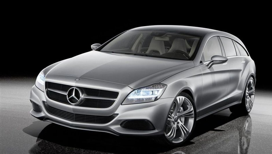 Mercedes CLS Shooting Break, un concept cinq étoiles !