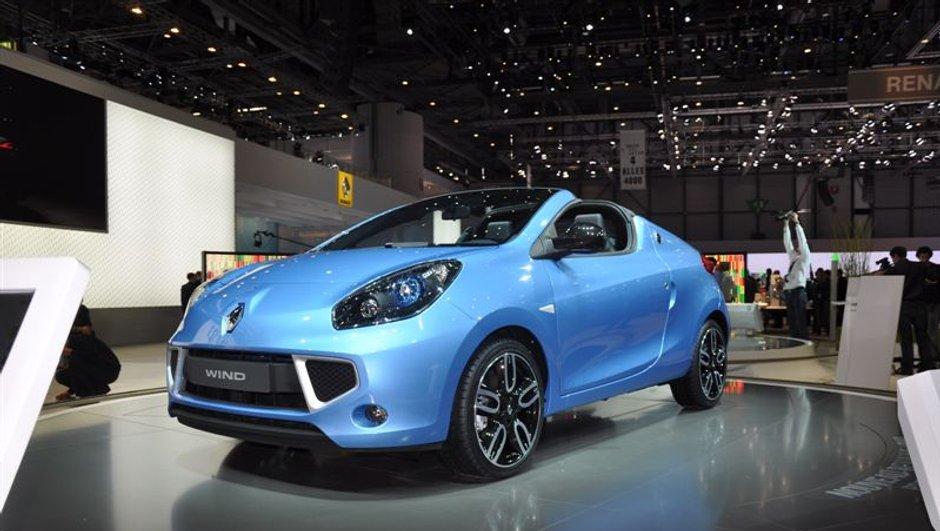 L'Atelier Renault présente les nouveautés