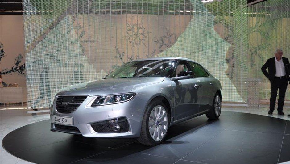 Nouvelle Saab 9-5 2010 : des prix à partir de 37.900 euros