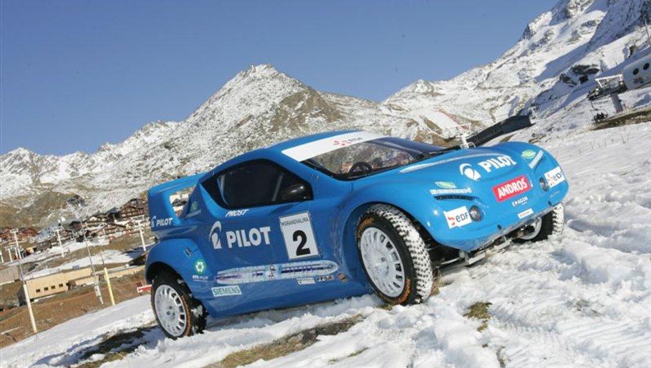 Le Trophée Andros va rouler à 100% à l'électrique !