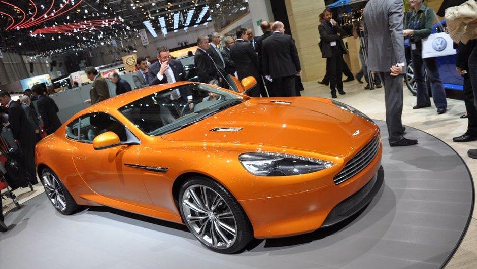 """Aston Martin Virage : elle nous quitte, avant la """"nouvelle"""" DB9"""