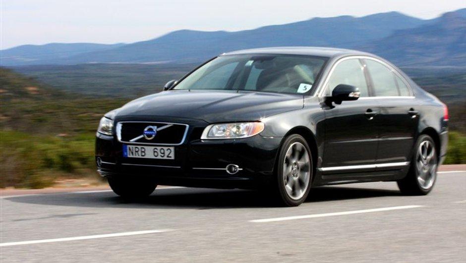 Essai : Volvo S80 D5 205 ch
