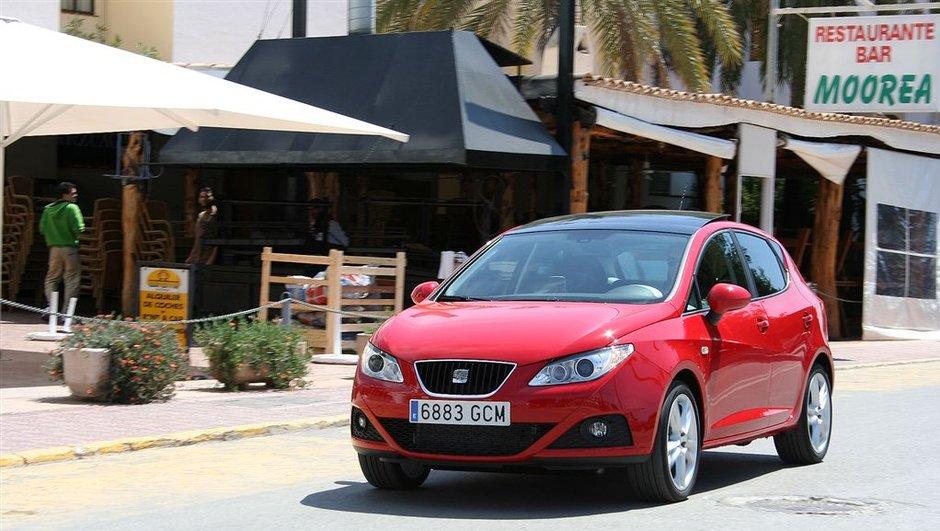 Seat Ibiza 1.6 TDI 90 : moins gourmand, plus efficace