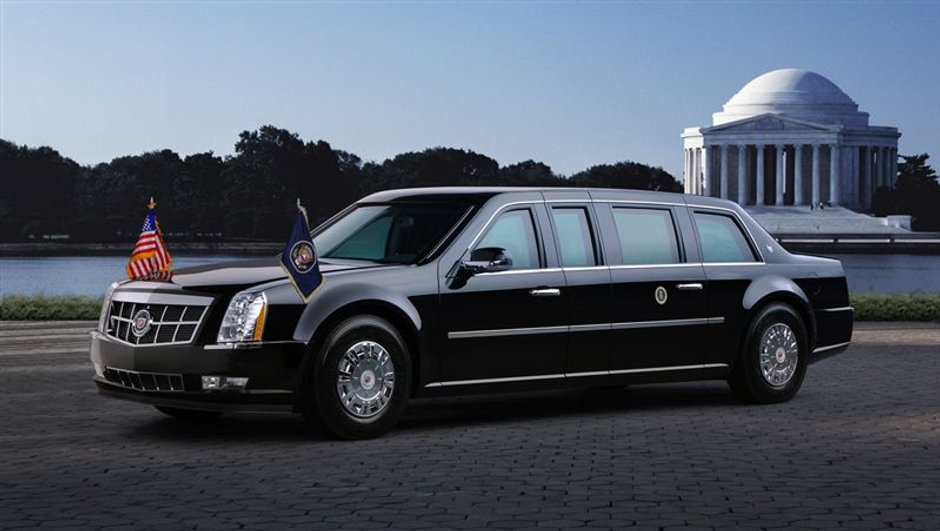 Cadillac One : la voiture de Barack Obama