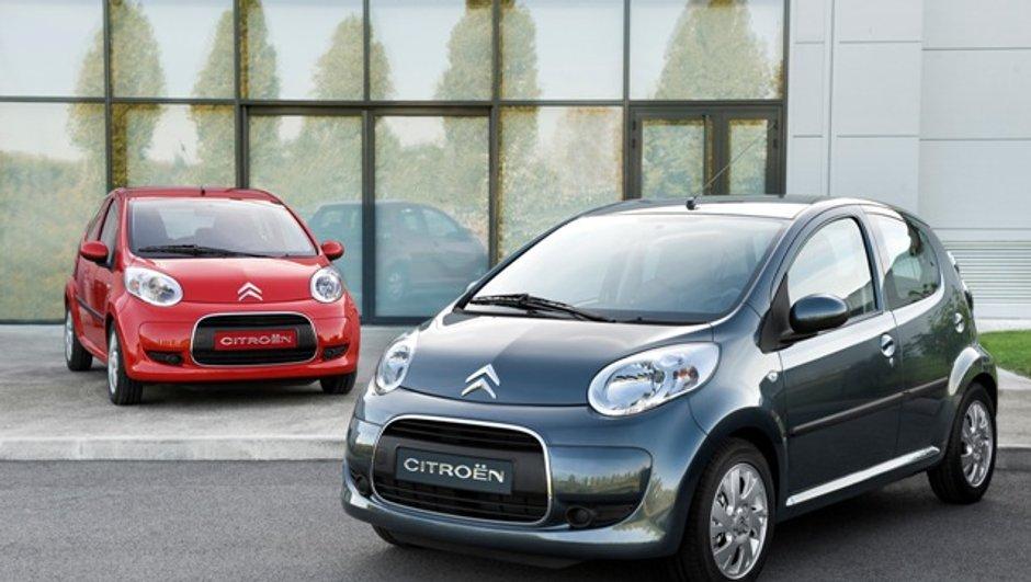 Citroën C1 : Nouveau Style