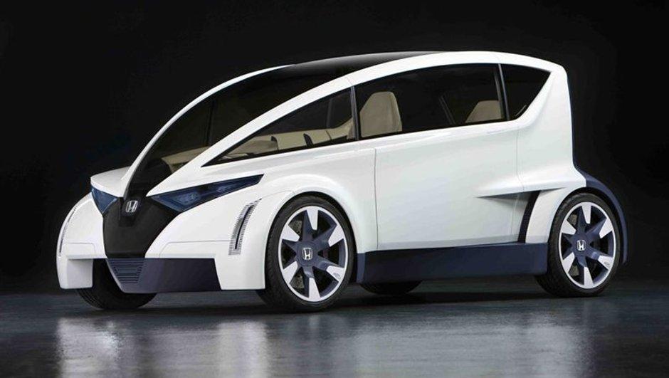 Honda P-NUT : la citadine de demain